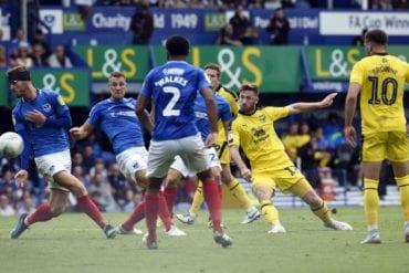 Oxford United x Portsmouth