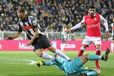 Portimonense x Braga