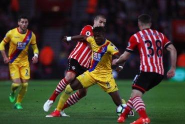 Southampton x Crystal Palace