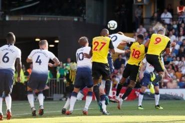 Tottenham Hotspur x Watford
