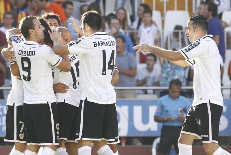 Valencia x Real Valladolid