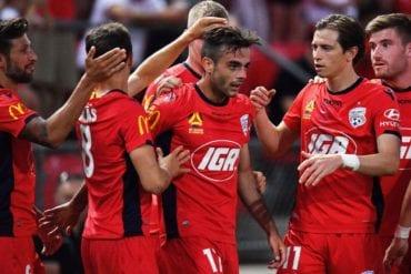 Wanderers x Adelaide United