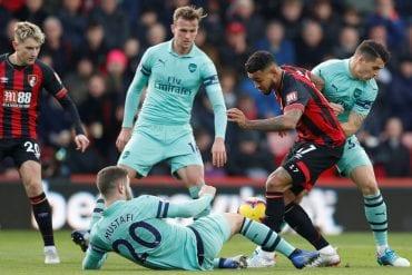 Arsenal x Bournemouth