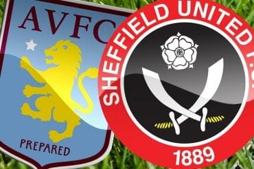 Aston Villa x Sheffield United