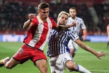 Girona x Real Sociedad