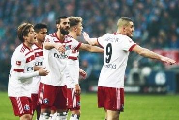 Hamburg vs Dynamo Dresden