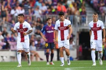 Huesca x Athletic Bilbao