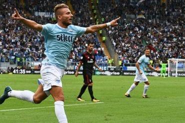 Lazio x Empoli