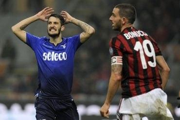 Lazio x Milan