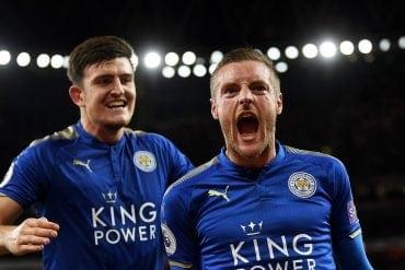 Leicester City x Brighton