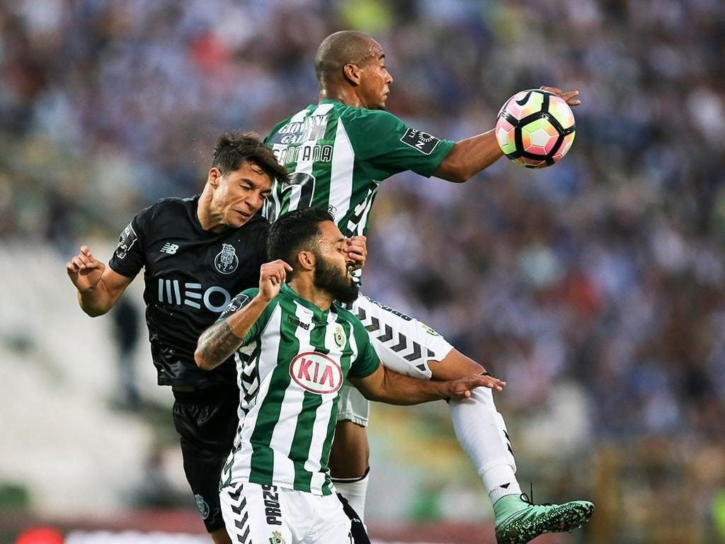 Porto vs Vitoria de Setubal