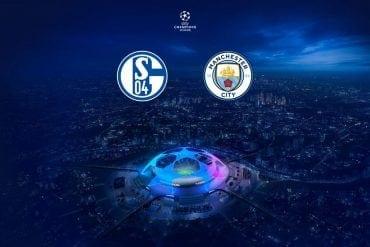 Schalke 04 x Manchester City
