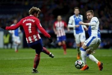 Atlético Madrid vs Leganés