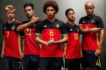 Bélgica x Rússia