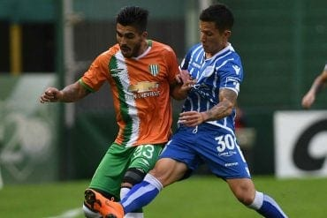 Banfield x Godoy Cruz