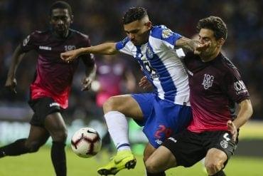 Feirense vs Porto