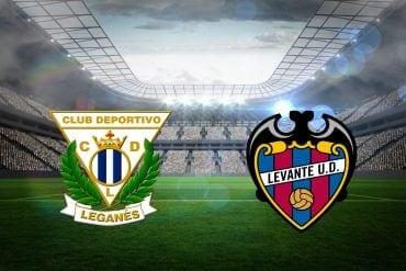 Leganes vs Levante