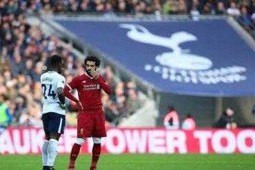 Liverpool x Tottenham Hotspur