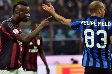 Milan x Inter