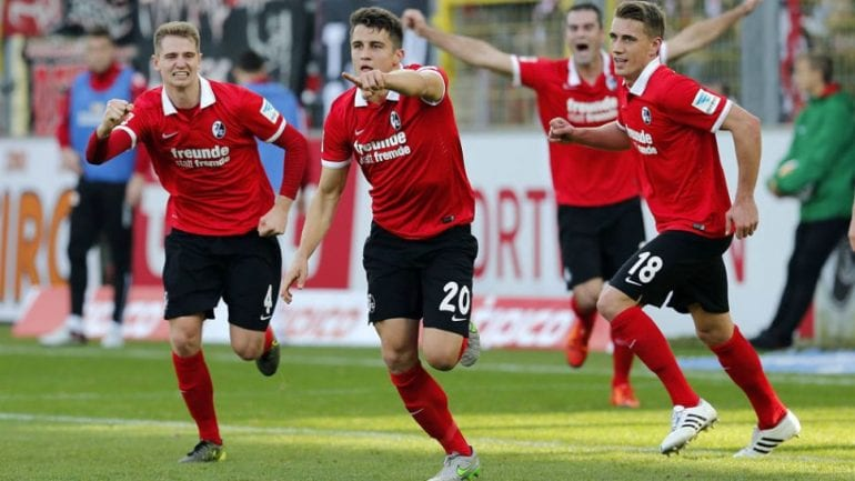 Monchengladbach vs Freiburg