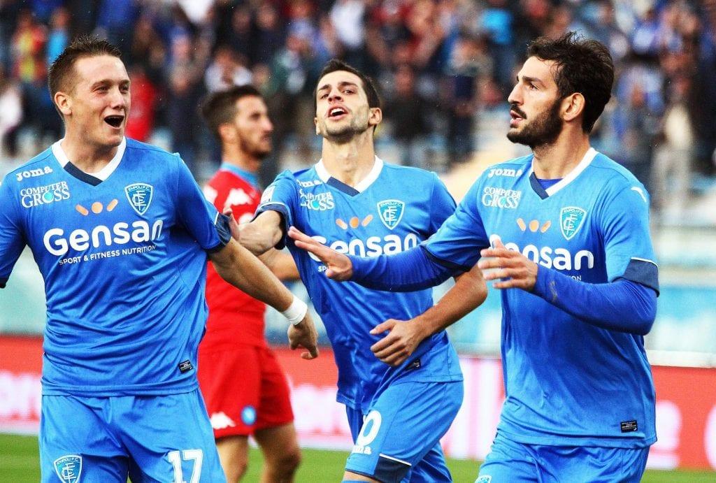 Empoli vs Napoli