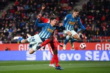 Atlético Madrid x Girona