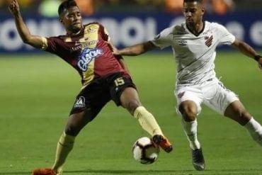 Atletico-PR vs Tolima