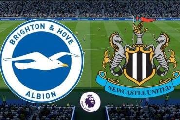 Brighton x Newcastle