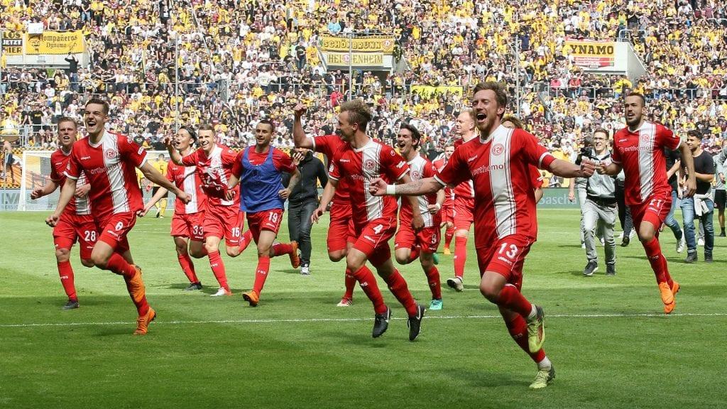 Fortuna Dusseldorf x Werder Bremen