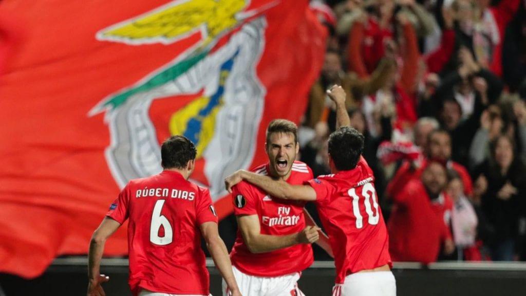 Frankfurt vs Benfica