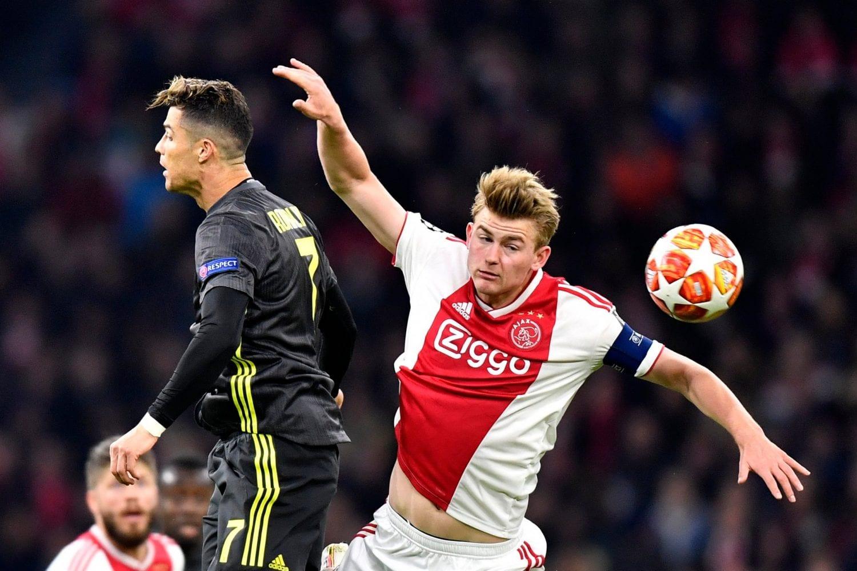 Juventus vs Ajax