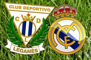 Leganés x Real Madrid