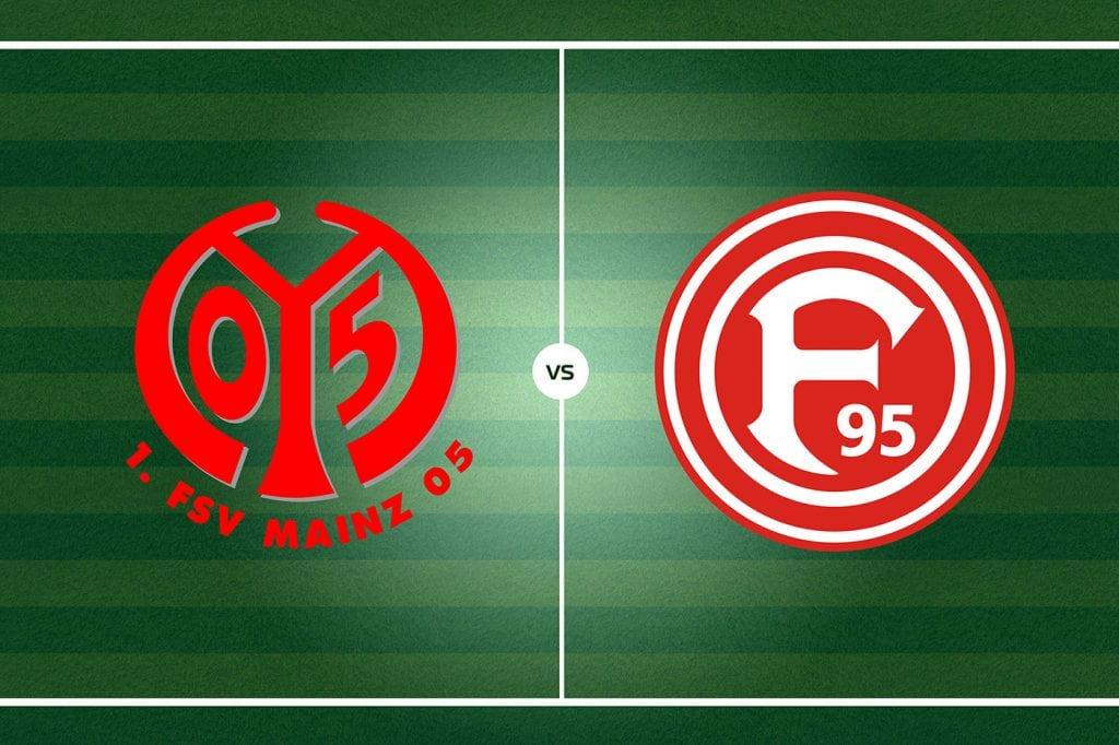 Mainz x Fortuna Dusseldorf