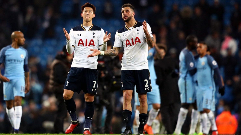 Manchester City x Tottenham