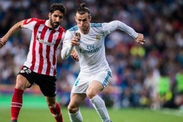 Real Madrid x Athletic Bilbao