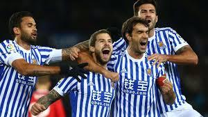 Real Sociedad x Villarreal