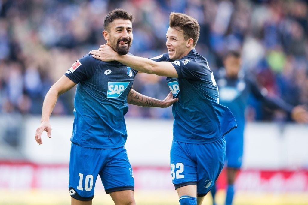 Schalke 04 x Hoffenheim