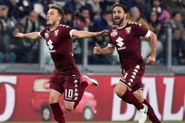Torino x AC Milan