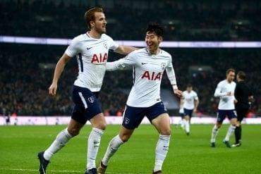 Tottenham x Brighton