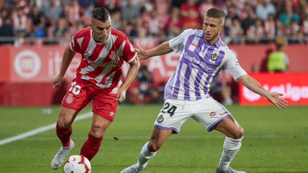 Valladolid vs Girona