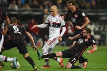 Bayern Munich x Frankfurt