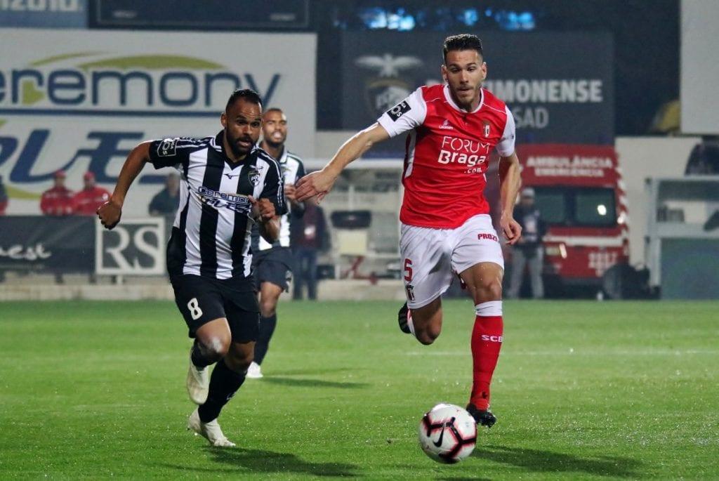 Braga vs Portimonense