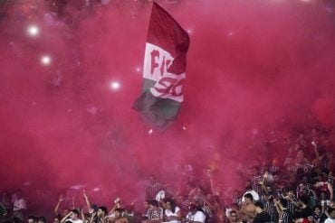 Fluminense x Atlético Nacional
