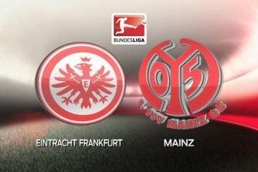 Frankfurt vs Mainz