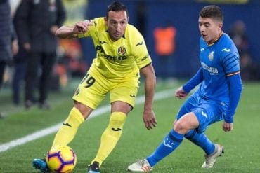 Getafe vs Villarreal