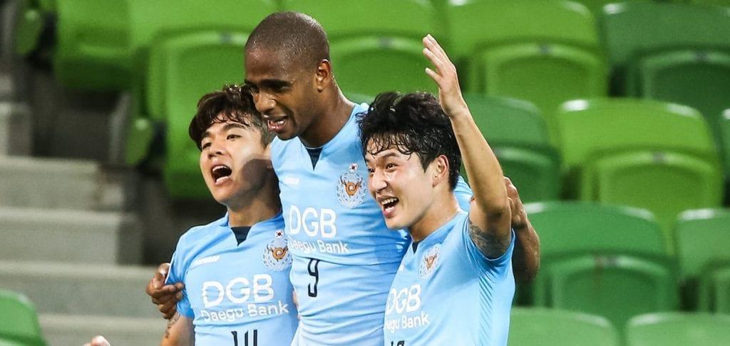 Guangzhou Evergrande vs Daegu