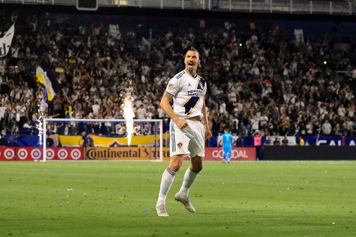 LA Galaxy x Colorado Rapids