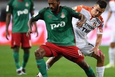 Lokomotiv de Moscovo x Rubin Kazan
