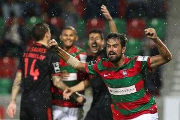 Marítimo x Braga