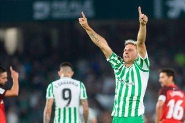 Real Betis x Huesca